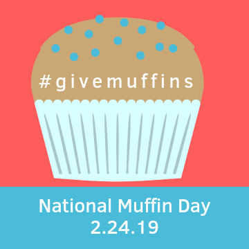 National Muffin Day – Episode 13