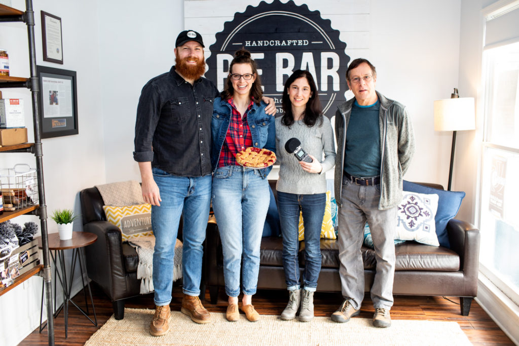 Pie Bar: Sweet and Savory Southern Traditions – Episode 14
